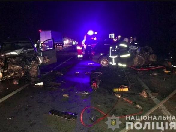 На Хмельниччині сталася смертельна ДТП за участі прокурора